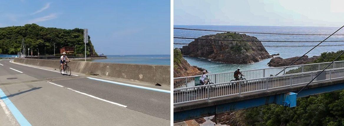 和歌山 南紀白浜 ロードバイク