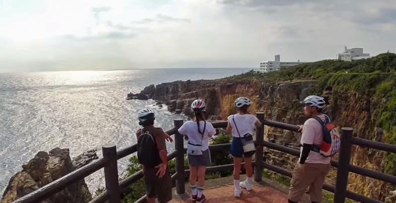 三段壁 和歌山 自転車 ロードバイク