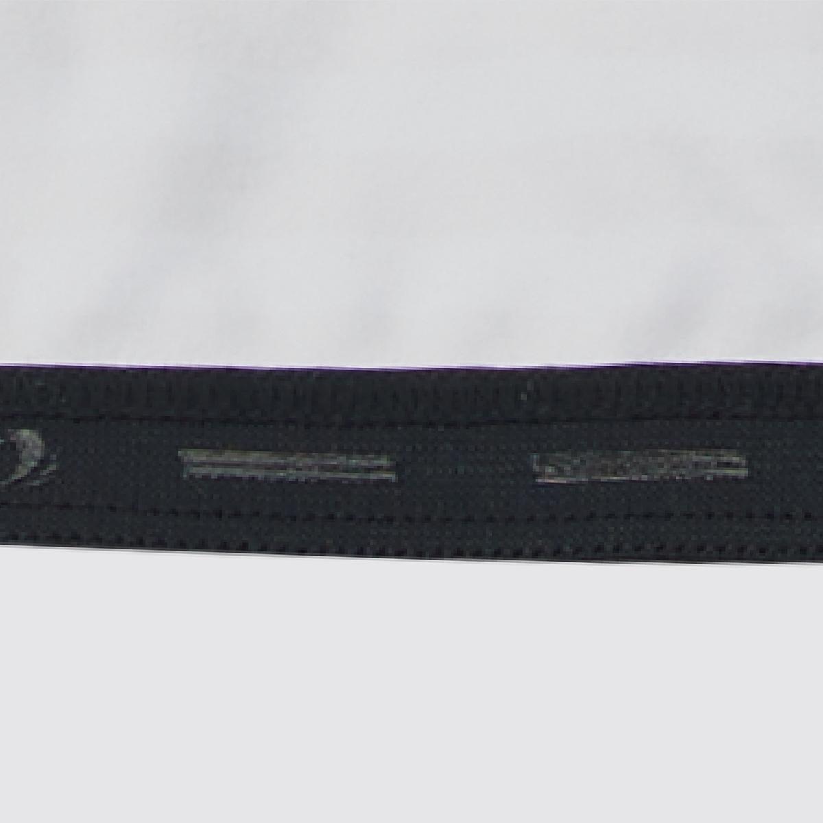 ずり上がりにくい裾 のシリコン加工