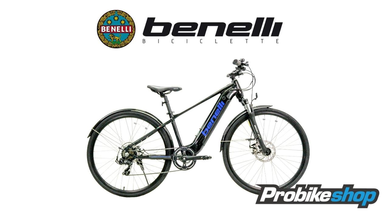 ベネリ e-bike クロスバイク 電動 自転車 おすすめ