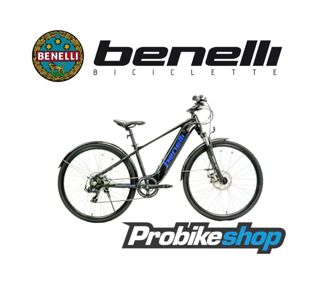 デイリーユースE-BIKEの最適解! BENELLI(ベネリ)の最新E-クロスバイクをチェックしよう