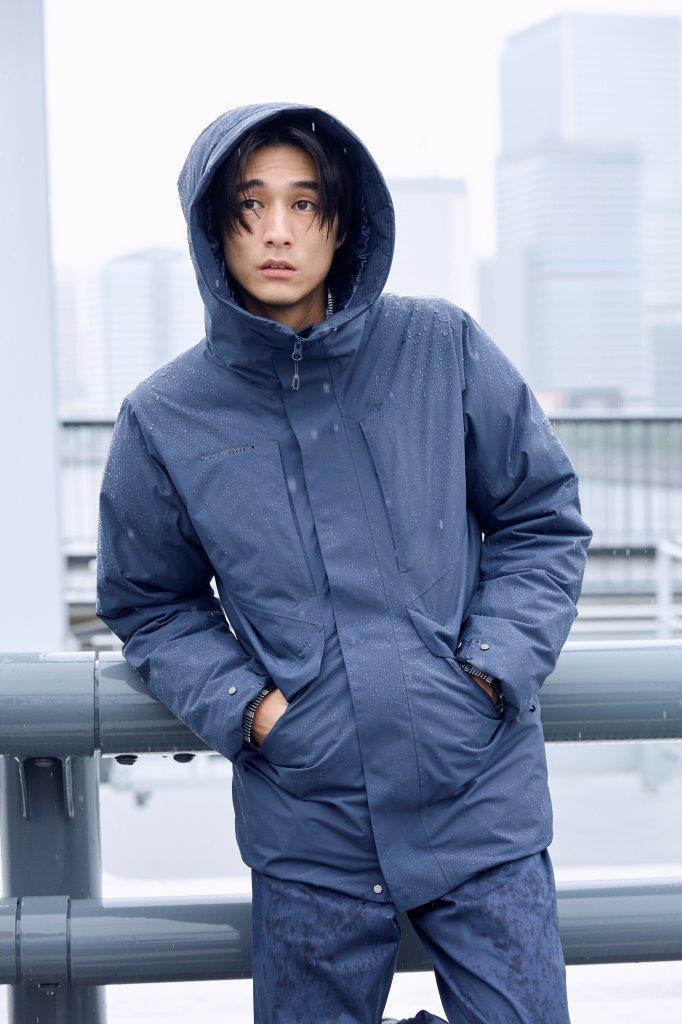 Floeberg HS Thermo Hooded Jacket AF Men