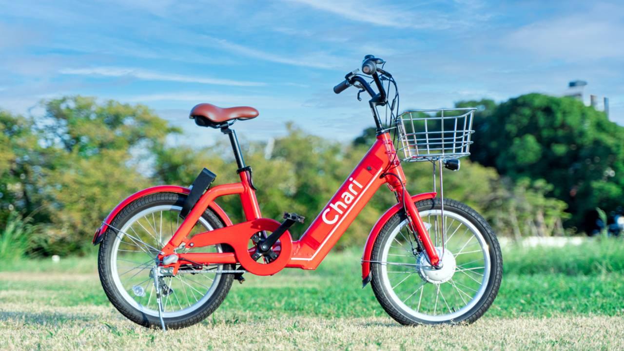 チャリチャリが福岡エリアにて電動アシスト自転車