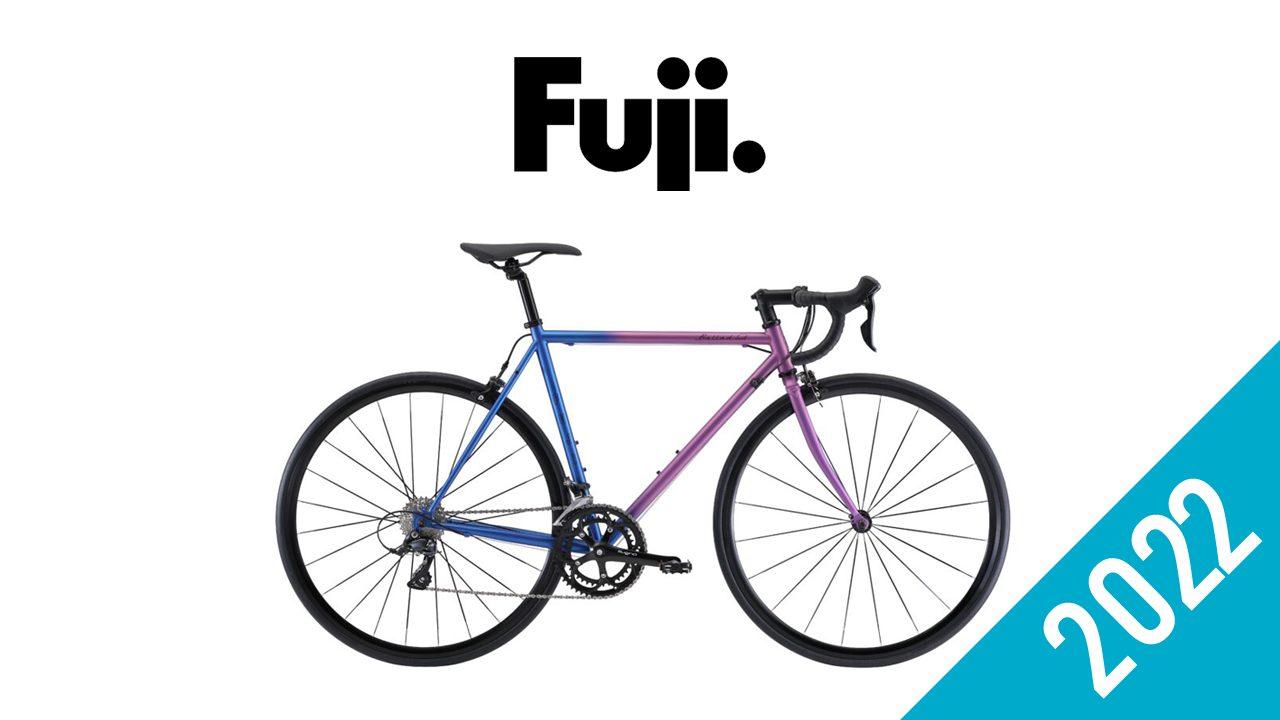 FUJI ロードバイク 2022 おすすめ