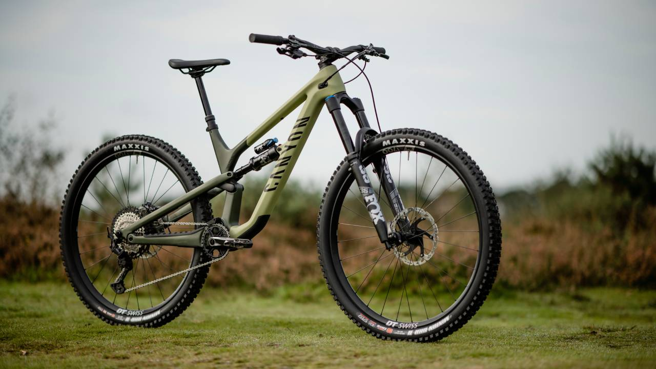 Canyon launches 2022 model trail mountain bike Spectral